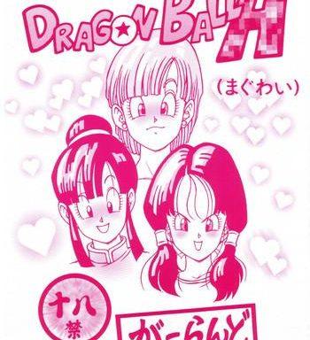 dragonball h cover