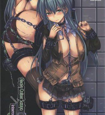 juujunyoukan suzuya jinmon chousho heavy cruiser suzuya interrogation cover