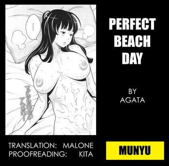 osoto biyori perfect beach day cover