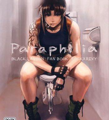 paraphilia cover