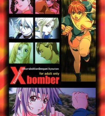 x bomber venus 02 cover