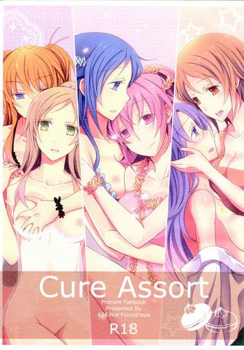 cure assort cover