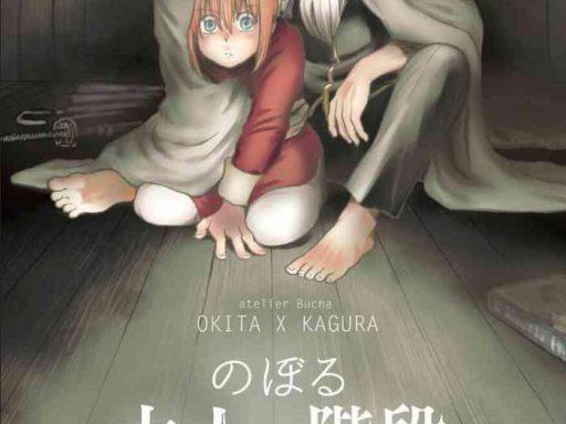 noboru otona no kaidan futari de cover