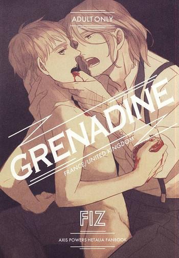 grenadine cover