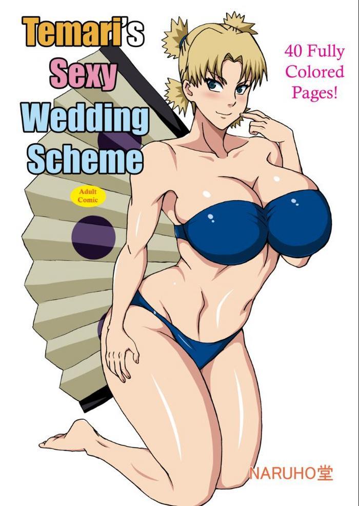 temari no seiryaku kekkon temari x27 s sexy wedding scheme cover